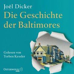 Die Geschichte der Baltimores (MP3-Download) - Dicker, Joël