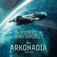 Das Arkonadia-Rätsel (MP3-Download) - Brandhorst, Andreas