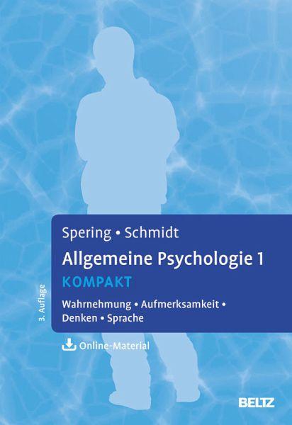 Allgemeine Psychologie Englisch