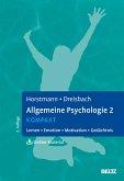 Allgemeine Psychologie 2 kompakt (eBook, PDF)