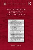 The Creation of Beethoven's 35 Piano Sonatas (eBook, ePUB)