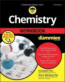 Chemistry Workbook For Dummies with Online Practice (eBook, ePUB)