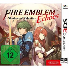 Nintendo Fire Emblem Echoes: Shadows of Valenti...