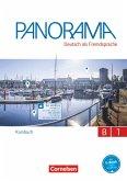 Panorama B1: Gesamtband - Kursbuch