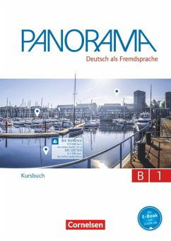 Panorama B1: Gesamtband - Kursbuch - Dusemund-Brackhahn, Carmen; Finster, Andrea; Giersberg, Dagmar; Williams, Steve; Würz, Ulrike
