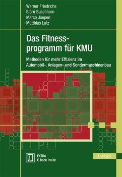Das Fitnessprogramm für KMU - Friedrichs, Werner; Buschhorn, Björn; Joepen, Marco; Lutz, Matthias