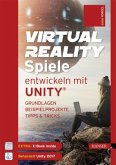 Virtual Reality-Spiele entwickeln mit Unity®