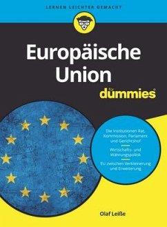 Die Europäische Union für Dummies - Leiße, Olaf