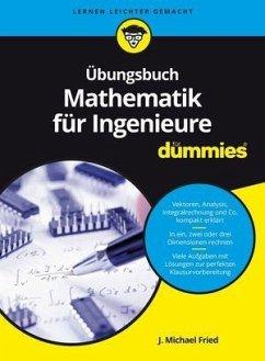 Übungsbuch Mathematik für Ingenieure für Dummies - Fried, J. Michael