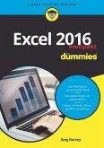 Excel 2016 für Dummies kompakt