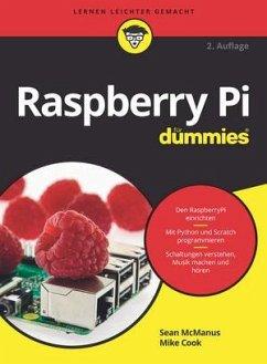Raspberry Pi für Dummies - McManus, Sean; Cook, Mike