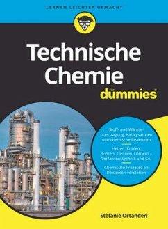 Technische Chemie für Dummies - Ortanderl, Stefanie