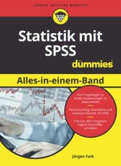 Statistik mit SPSS Alles in einem Band für Dummies - Faik, Jürgen