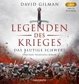 Das blutige Schwert / Legenden des Krieges Bd.1 (2 MP3-CDs)