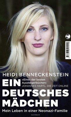 Ein deutsches Mädchen (eBook, ePUB) - Benneckenstein, Heidi