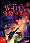 Angriff der Schatten / Weltenspringer Bd.3 (eBook, ePUB)