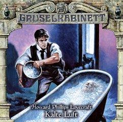 Kalte Luft / Gruselkabinett Bd.126 (CD) - Lovecraft, Howard Ph.
