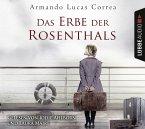 Das Erbe der Rosenthals, 6 Audio-CDs