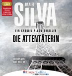Die Attentäterin / Gabriel Allon Bd.16 (6 Audio-CDs)