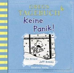 Keine Panik! / Gregs Tagebuch Bd.6 (CD) - Kinney, Jeff