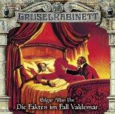 Die Fakten im Fall Valdemar / Gruselkabinett Bd.127 (CD)