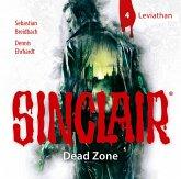 SINCLAIR - Dead Zone - Leviathan / Sinclair Bd.1.4 (1 Audio-CD)