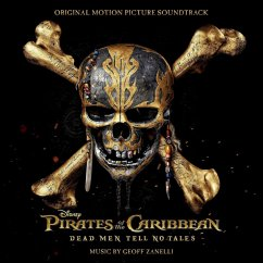 Fluch Der Karibik 5 (Pirates Of The Caribbean 5) - Ost/Zanelli,Geoff