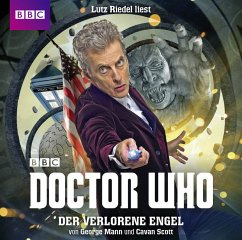 Doctor Who: Der verlorene Engel, 2 Audio-CDs - Mann, George; Scott, Cavan