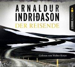 Der Reisende / Flovent & Thorson Bd.1 (4 Audio-CDs) - Indriðason, Arnaldur
