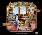 Sherlock Holmes Box 2, 3 Audio-CDs