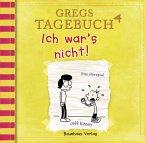 Ich war's nicht! / Gregs Tagebuch Bd.4 (CD)