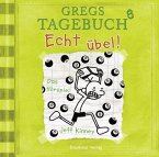 Echt übel! / Gregs Tagebuch Bd.8 (CD)