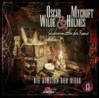 Die Auktion der Diebe / Oscar Wilde & Mycroft Holmes Bd.13 (1 Audio-CD)