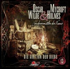 Die Auktion der Diebe / Oscar Wilde & Mycroft H...