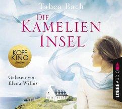 Die Kamelien-Insel / Kamelien Insel Saga Bd.1 (6 Audio-CDs) - Bach, Tabea