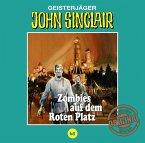 Zombies auf dem Roten Platz / John Sinclair Tonstudio Braun Bd.68 (1 Audio-CD)