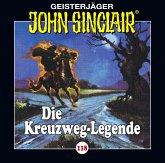 Die Kreuzweg-Legende / Geisterjäger John Sinclair Bd.118 (Audio-CD)