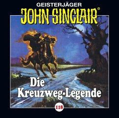 Die Kreuzweg-Legende / Geisterjäger John Sincla...