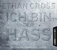 Ich bin der Hass / Francis Ackerman junior Bd.5 (6 Audio-CDs) - Cross, Ethan