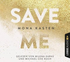 Save Me / Maxton Hall Bd.1 (6 Audio-CDs) - Kasten, Mona