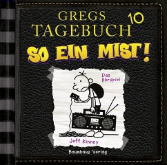 So ein Mist! / Gregs Tagebuch Bd.10 (CD) - Kinney, Jeff