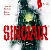 SINCLAIR - Dead Zone - Strafe / Sinclair Bd.1.2 (1 Audio-CD)