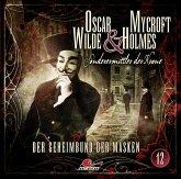 Der Geheimbund der Masken / Oscar Wilde & Mycroft Holmes Bd.12 (1 Audio-CD)