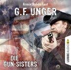 Die Gun-Sisters, 2 Audio-CDs