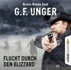 Flucht durch den Blizzard, 2 Audio-CDs