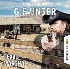 Texas-Marshal, 2 Audio-CDs
