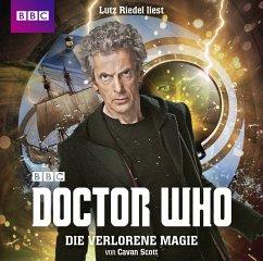 Doctor Who: Die verlorene Magie, 2 Audio-CDs - Scott, Cavan