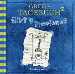 Gibt's Probleme? / Gregs Tagebuch Bd.2 (CD) - Kinney, Jeff