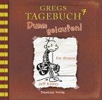 Dumm gelaufen! / Gregs Tagebuch Bd.7 (CD)