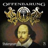 Shakespeare / Offenbarung 23 Bd.75 (1 Audio-CD)